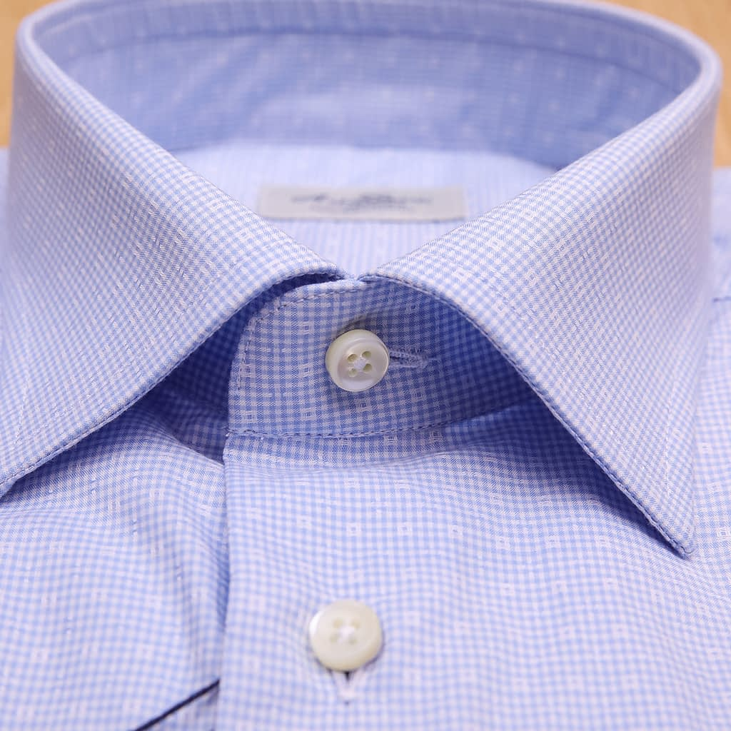 Perché scegliere una camicia su misura